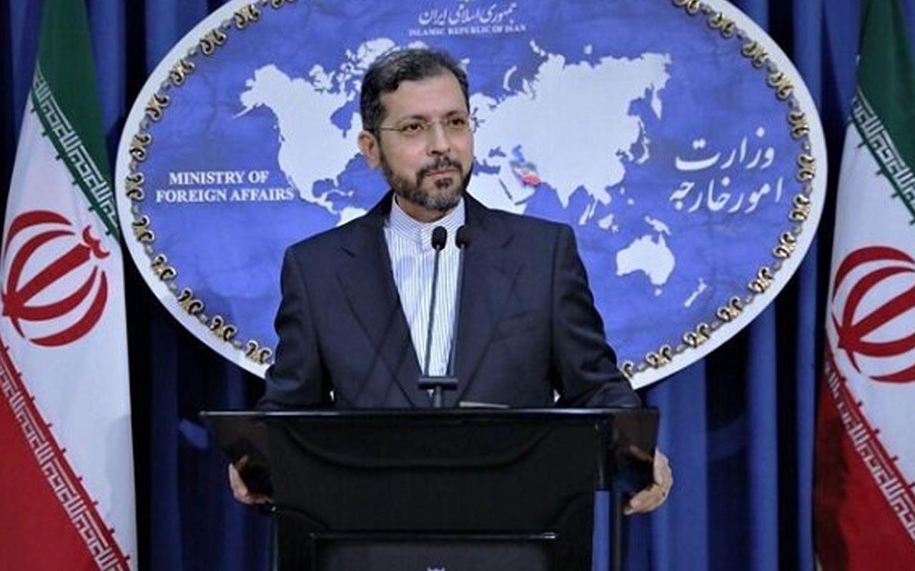İran'dan ABD'ye çağrı: Uluslararası topluma geri dön