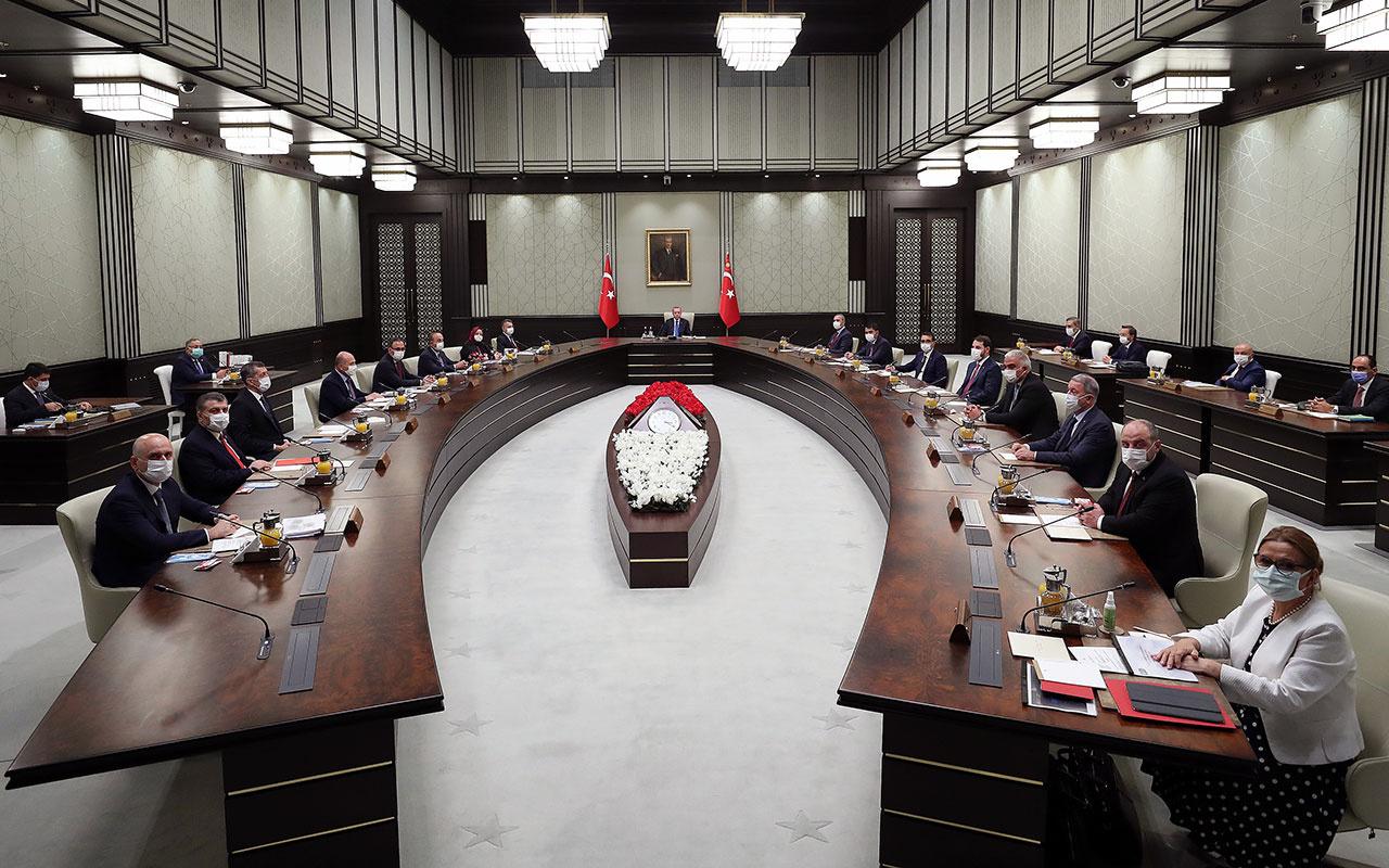 Cumhurbaşkanı Erdoğan koronavirüs için alınan yeni tedbirleri açıkladı