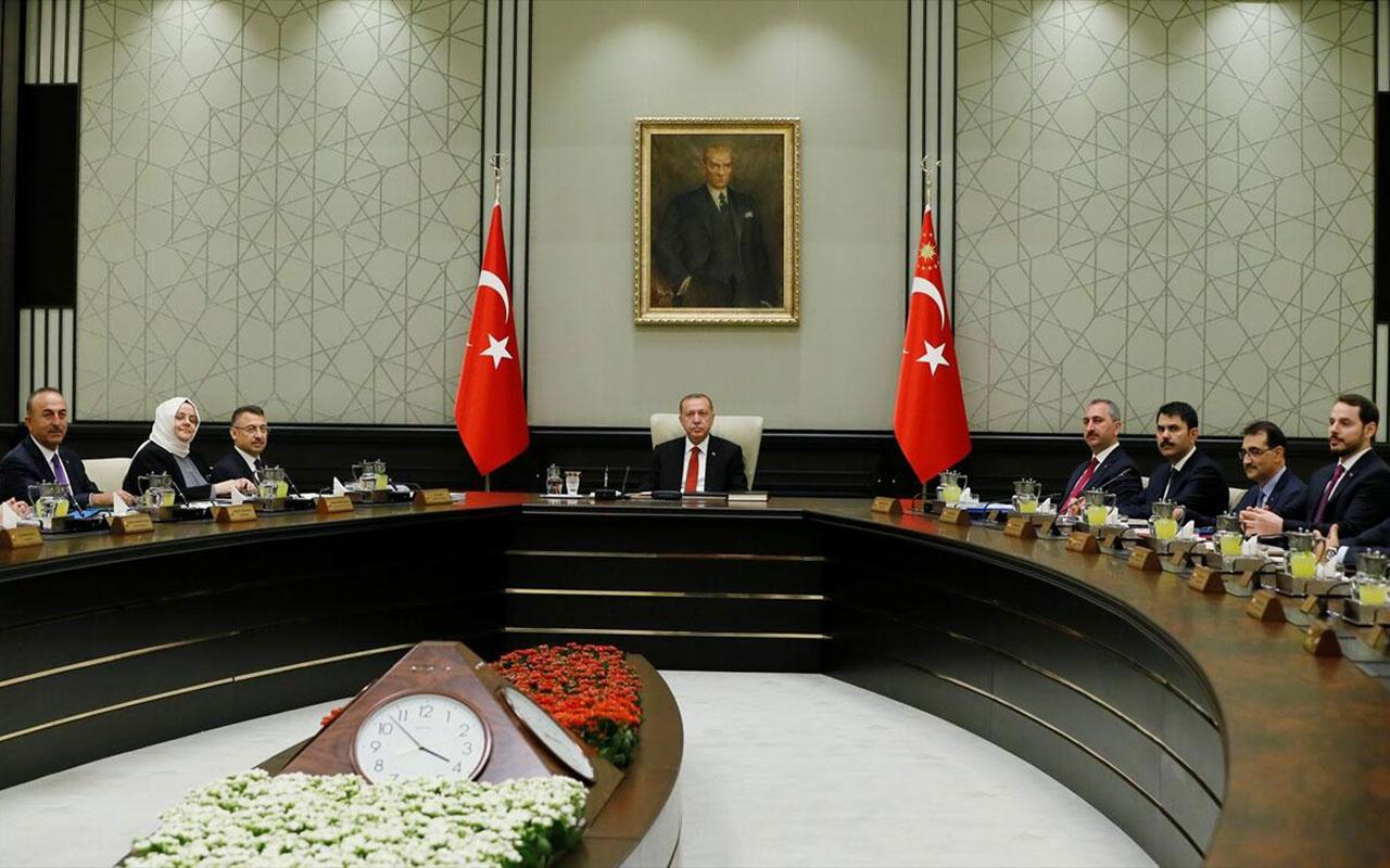 Erdoğan 'tekrar sıkmak durumundayız' demişti! Kabine'de sokağa çıkma ve 65 yaş dahil yeni yasaklar gündemde