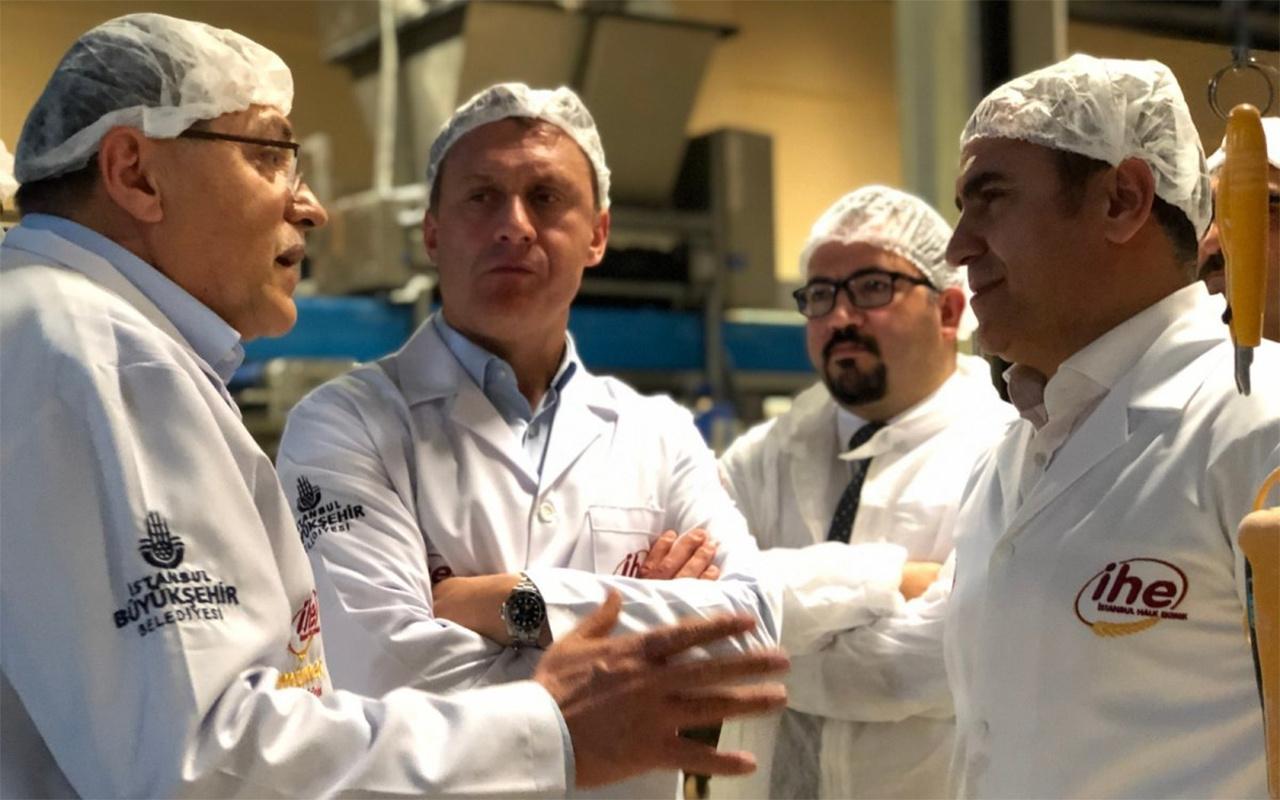 İBB Halk Ekmek Yönetim Kurulu Başkan Vekili ekmek zammını savundu