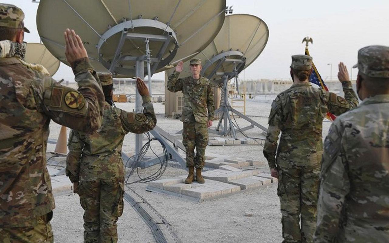 ABD Uzay Kuvvetleri, Katar'a birlik konuşlandırdı