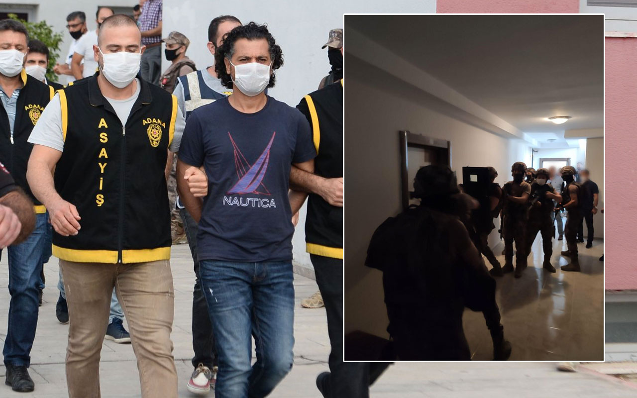 Adana'da 3 cinayetten 6 yıldır aranan katil düzenlenen operasyonla yakalandı