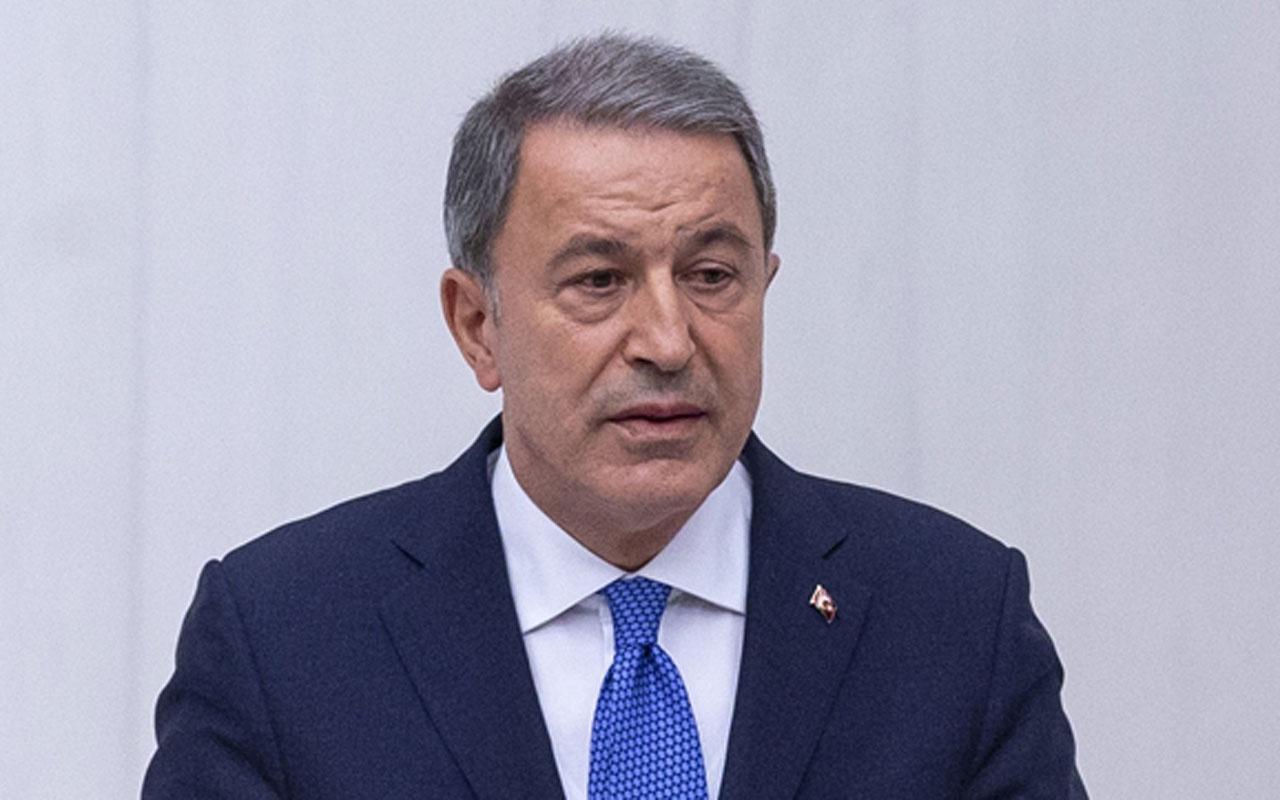 Milli Savunma Bakanı Hulusi Akar: Herhangi bir oldubittiye izin vermeyiz