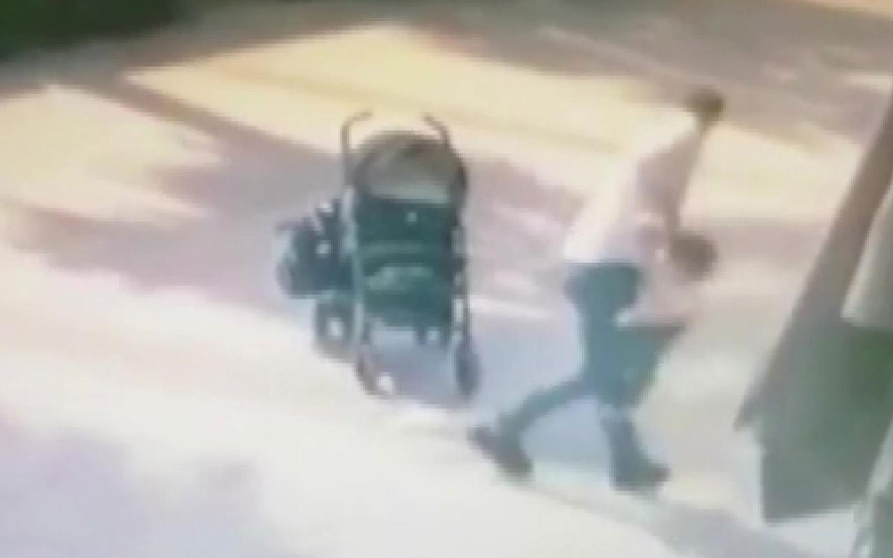 Kocaeli'nde çocuğunu döven babanın kim olduğu belirlendi gözaltında