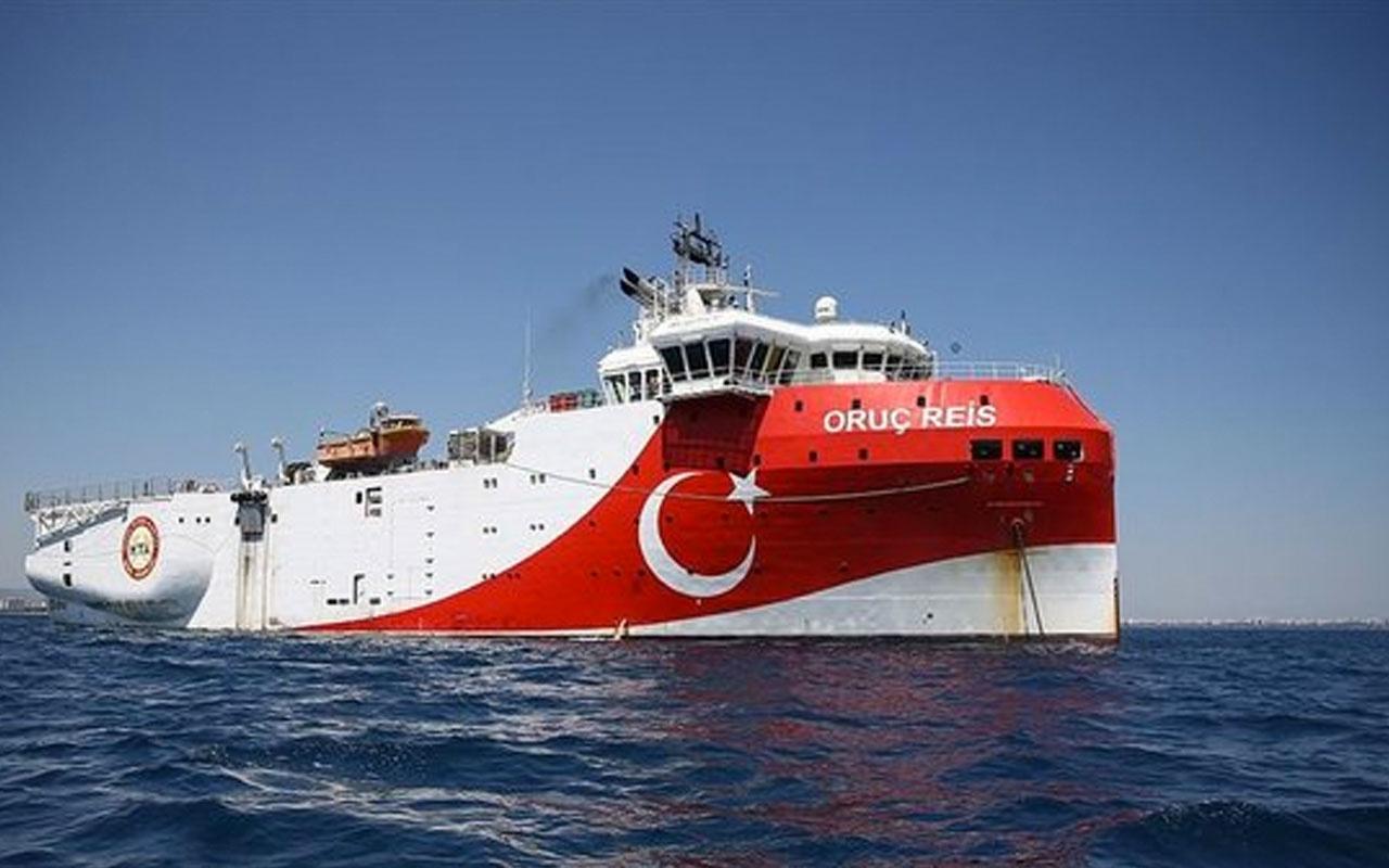 Oruç Reis'in kaptanı Doğu Akdeniz'deki 35 günü anlattı! Devletimiz müsade etmedi