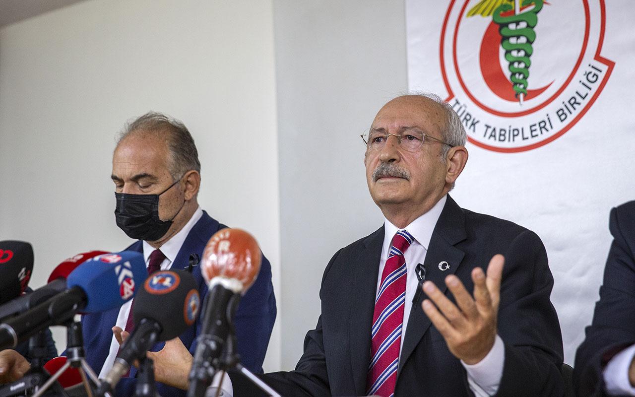 Kemal Kılıçdaroğlu'dan şaka gibi korona önlemi önerisi! Duyan inanamadı