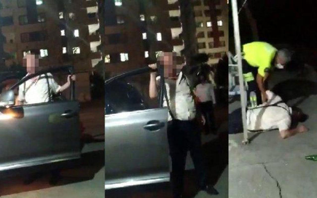Alkollü araç kullanırken yakalanıp polislere küfreden hakime çifte soruşturma!