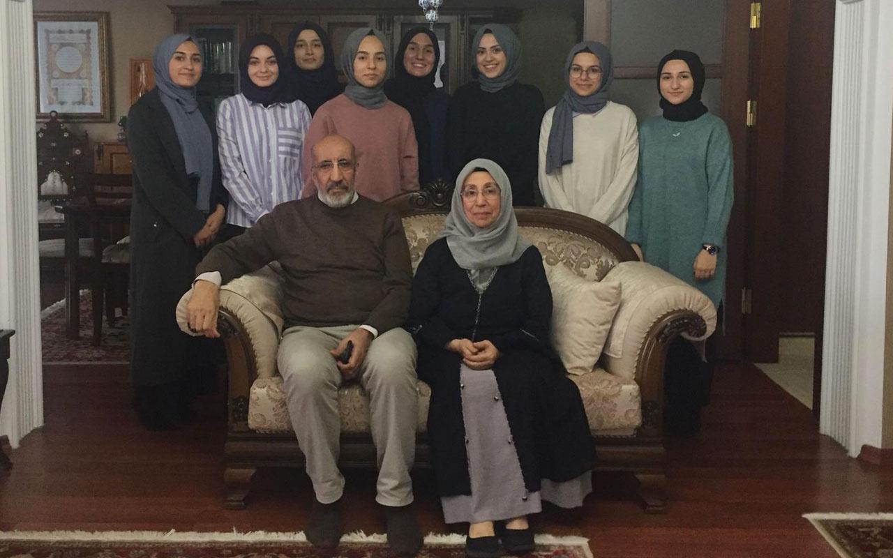 Abdurrahman Dilipak'ın eşinden isyan: 30 yıllık dostlarımız bir telefon dahi açmadı