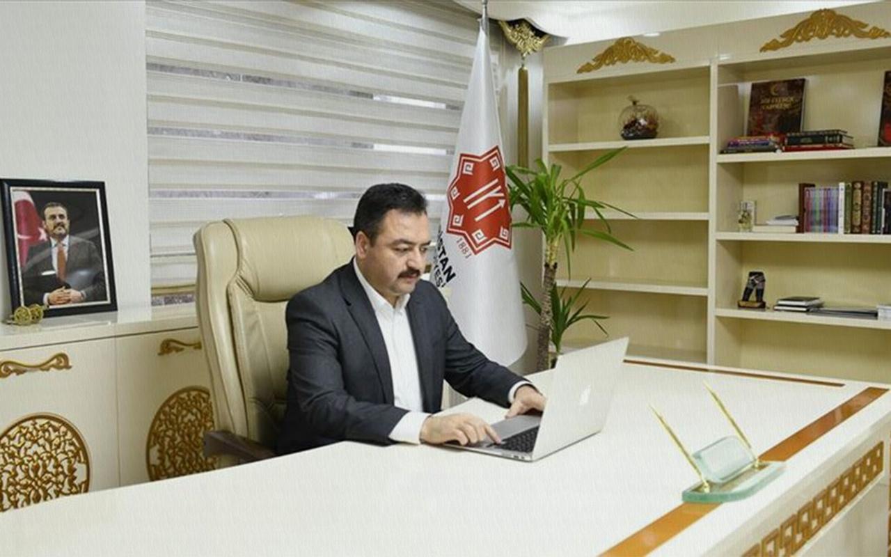 Kahramanmaraş'ın Elbistan Belediye Başkanı Mehmet Gürbüz koronavirüse yakalandı