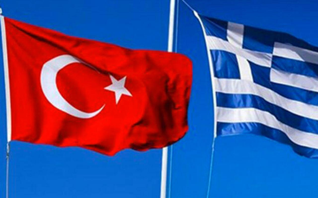 Türkiye-Yunanistan askeri heyetleri arasında görüşme gerçekleşti