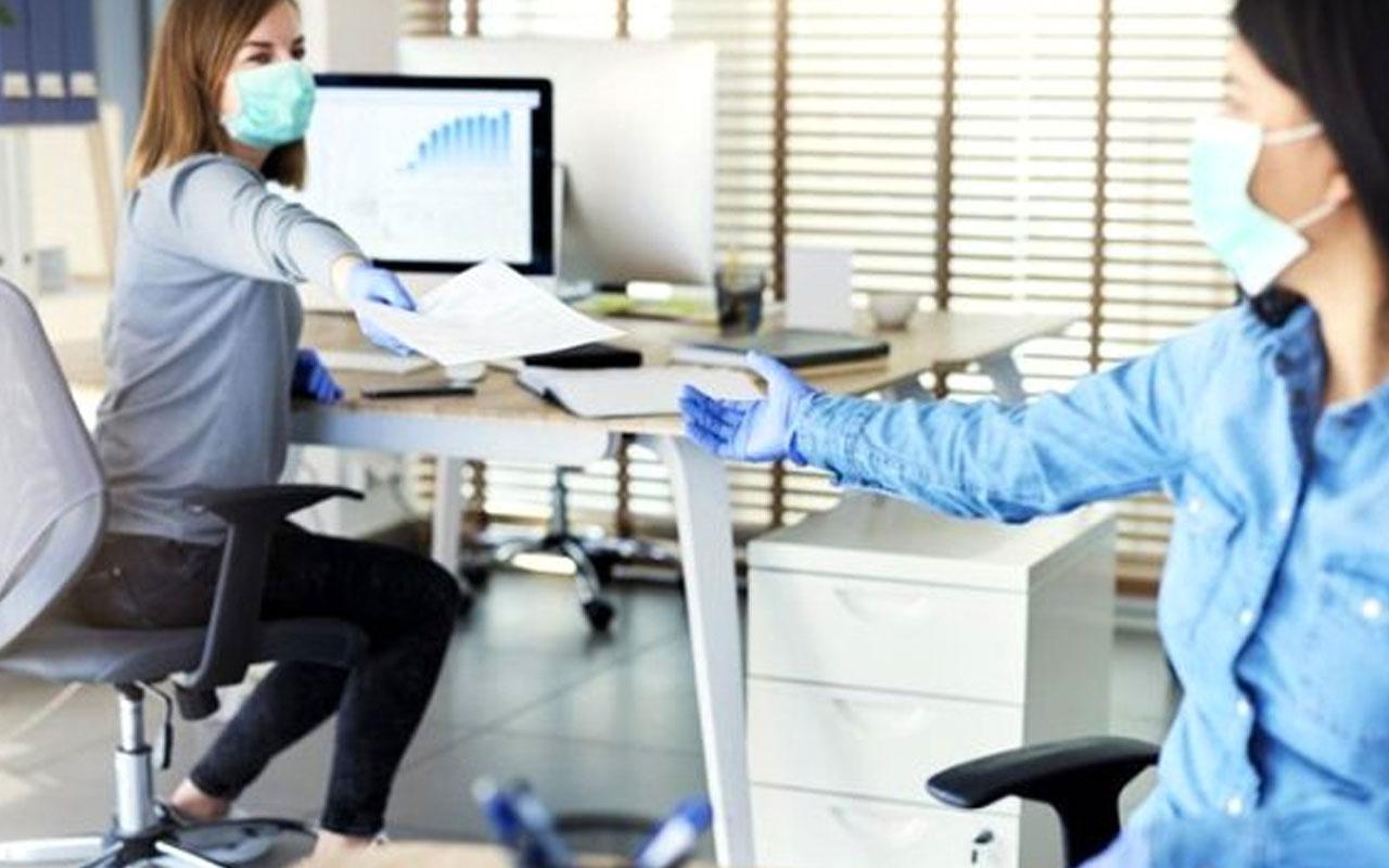 Çalışanlar dikkat! Koronavirüs tedbirlerine uymayan işçi tazminatsız kovulabilir