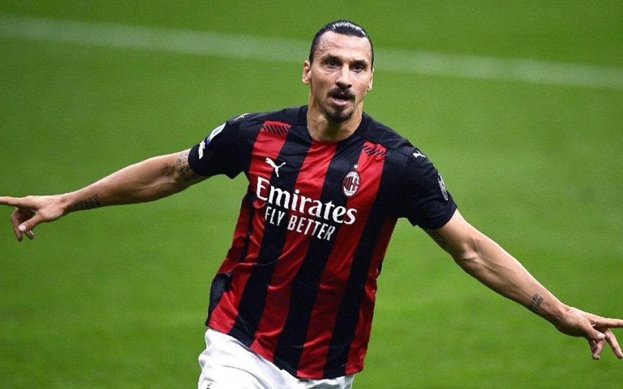 Ibrahımovic attı Milan yeni sezona 3 puanla 'merhaba' dedi