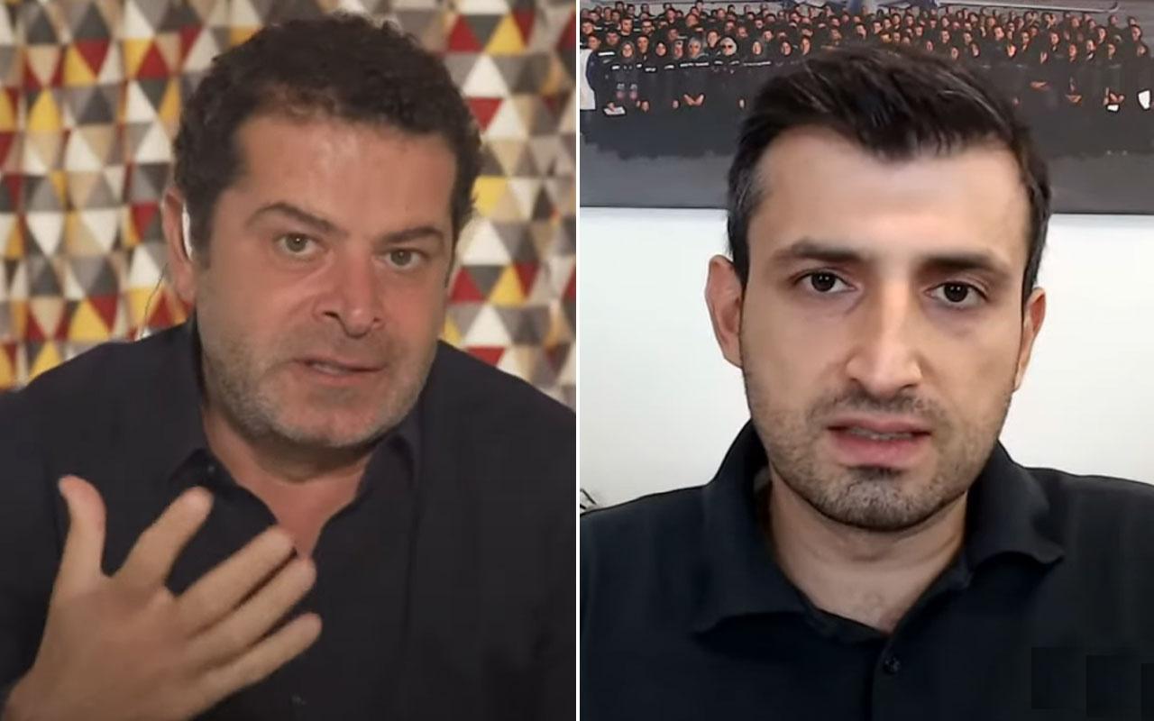 Cüneyt Özdemir 'İHA'lar yüzde 100 Türk malı mı?' diye sordu Selçuk Bayraktar yanıtladı