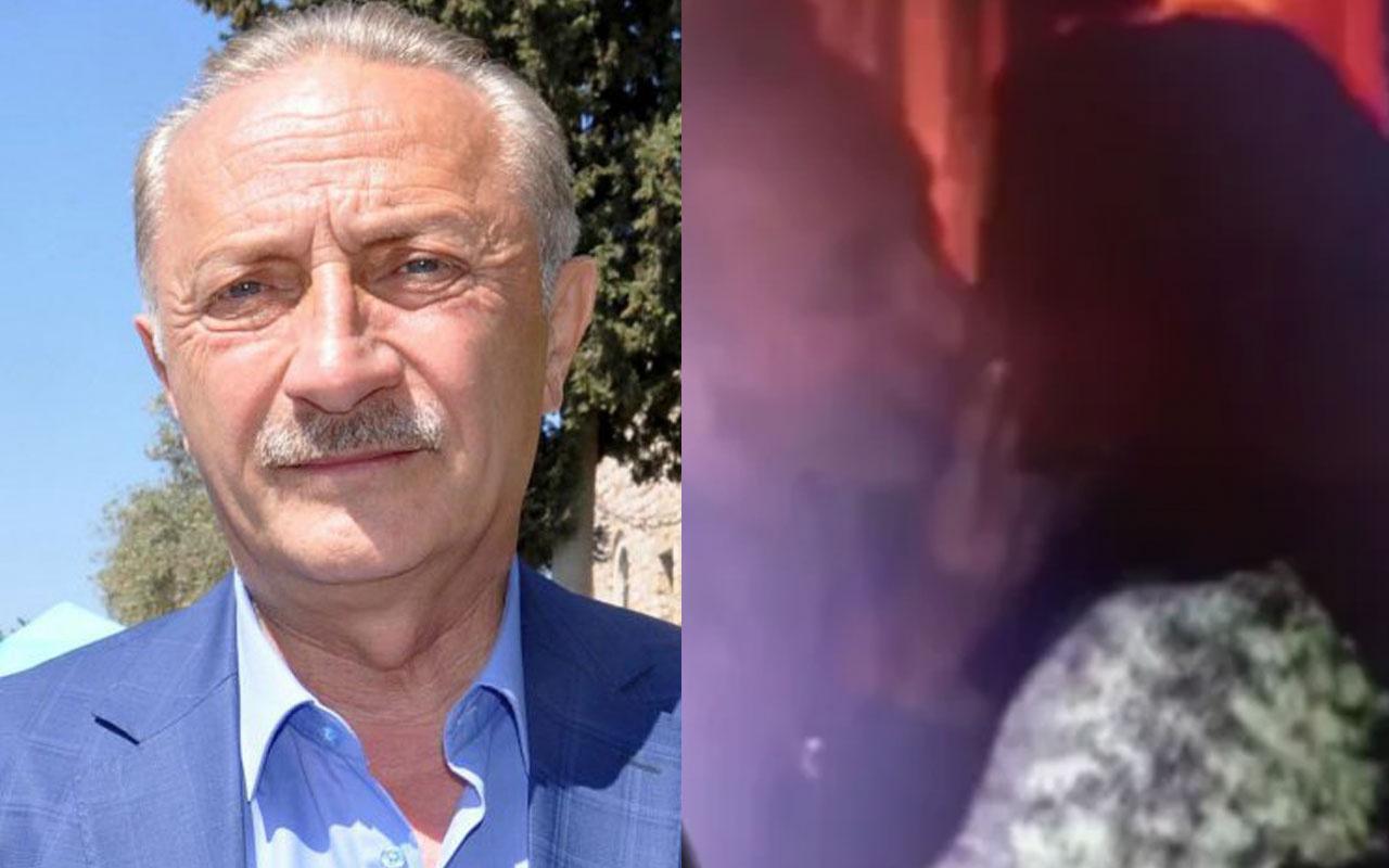 Didim Belediye Başkanı Ahmet Deniz Atabay: Evet öptüm ama onu değil...