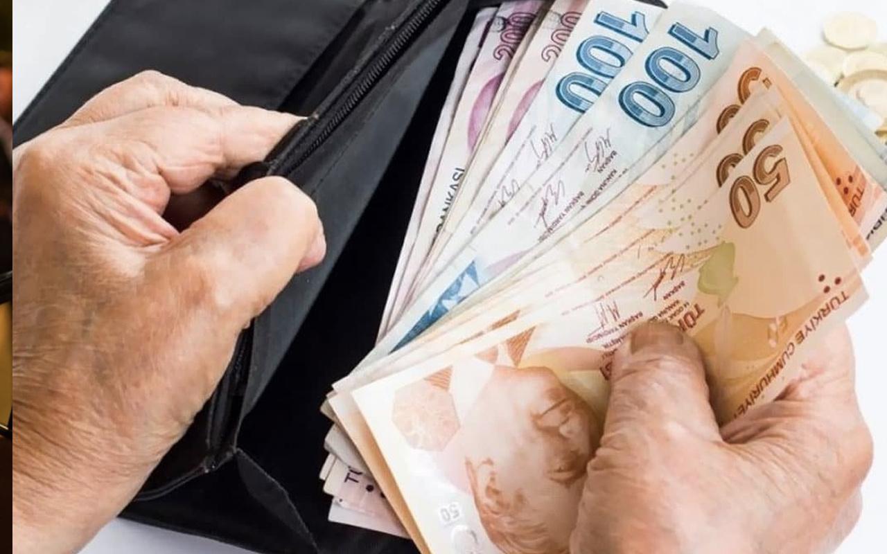 Emekli 2021 yılında ne kadar zam alacak? İşte en düşük Ocak ayı maaşı