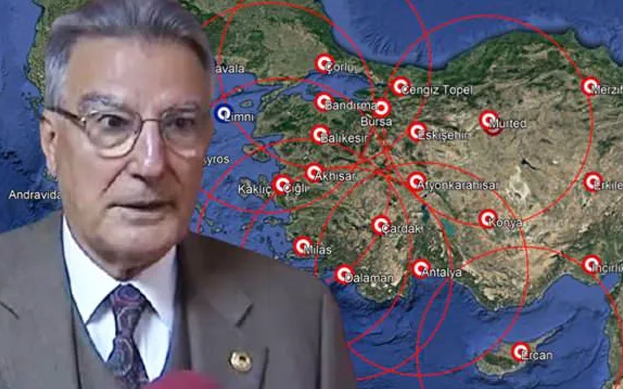 Emekli Hava Korgenerali Karakuş, S-400'lerin konuşlandırılacağı yerleri açıkladı