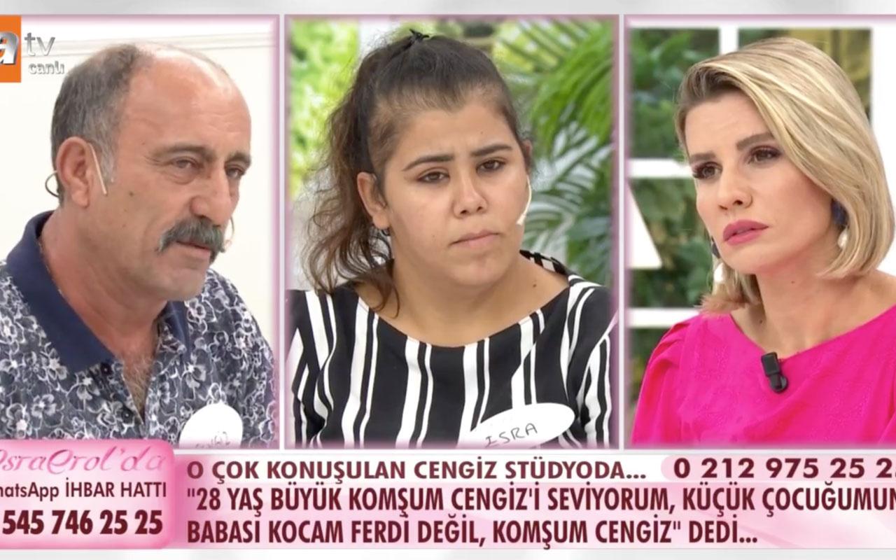 Esra Erol 'başımıza taş yağacak' dedi! Evli komşuyu kaçıran Cengiz'in ahlaksız itirafları