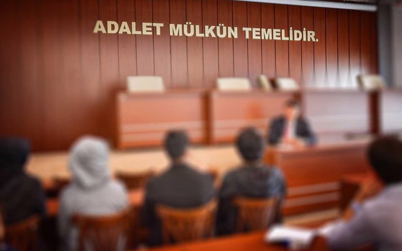 Kayseri'de El Nusra terör örgütüne üyelikten yargılanan şahıs: Fatih Sultan Mehmet'in soyundan geliyorsunuz...