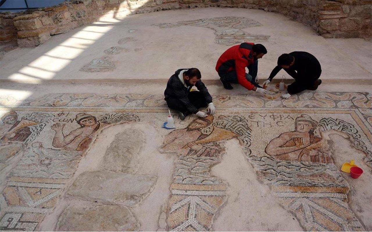 5 yılda 5 bin 500 yıllık tarihi ortaya çıkardılar: Hadrianoupolis Antik Kenti