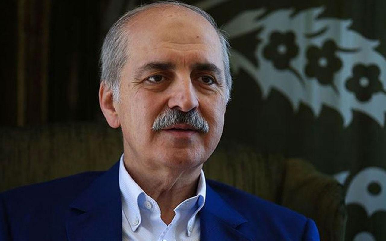 AK Parti Genel Başkanvekili Numan Kurtulmuş sağlık çalışanlarına yapılan saldırıları kınadı