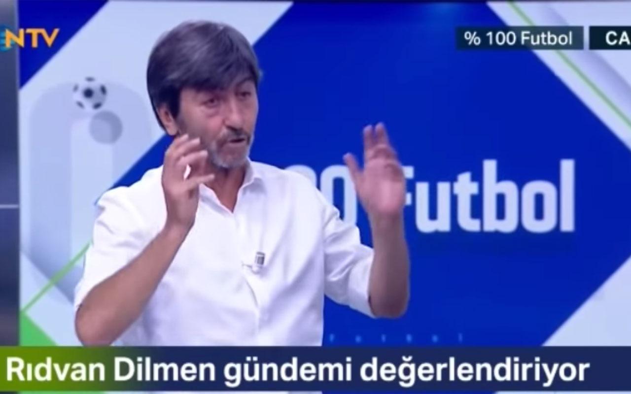 Rıdvan Dilmen ne dedi? NTV'deki olay FETÖ'cü açıklamaları gündem oldu
