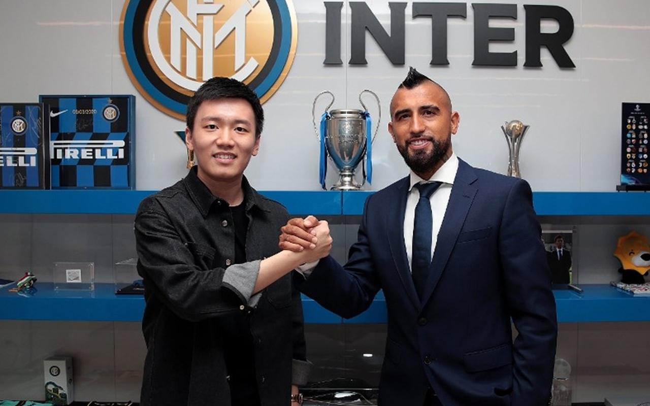 Inter Arturo Vidal'i transfer etti