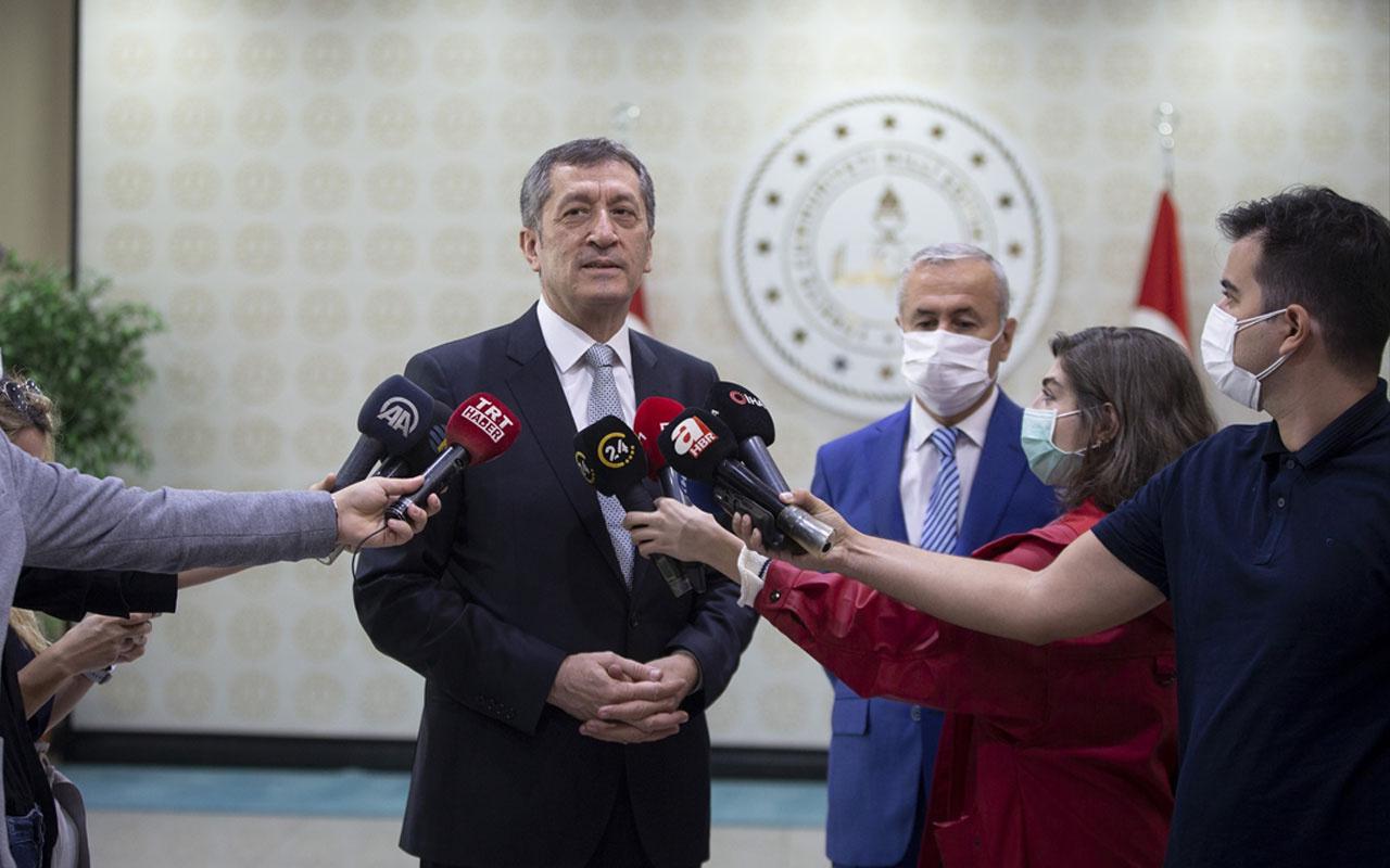 EBA çöktü Milli Eğitim Bakanı Ziya Selçuk'tan son dakika açıklamalar