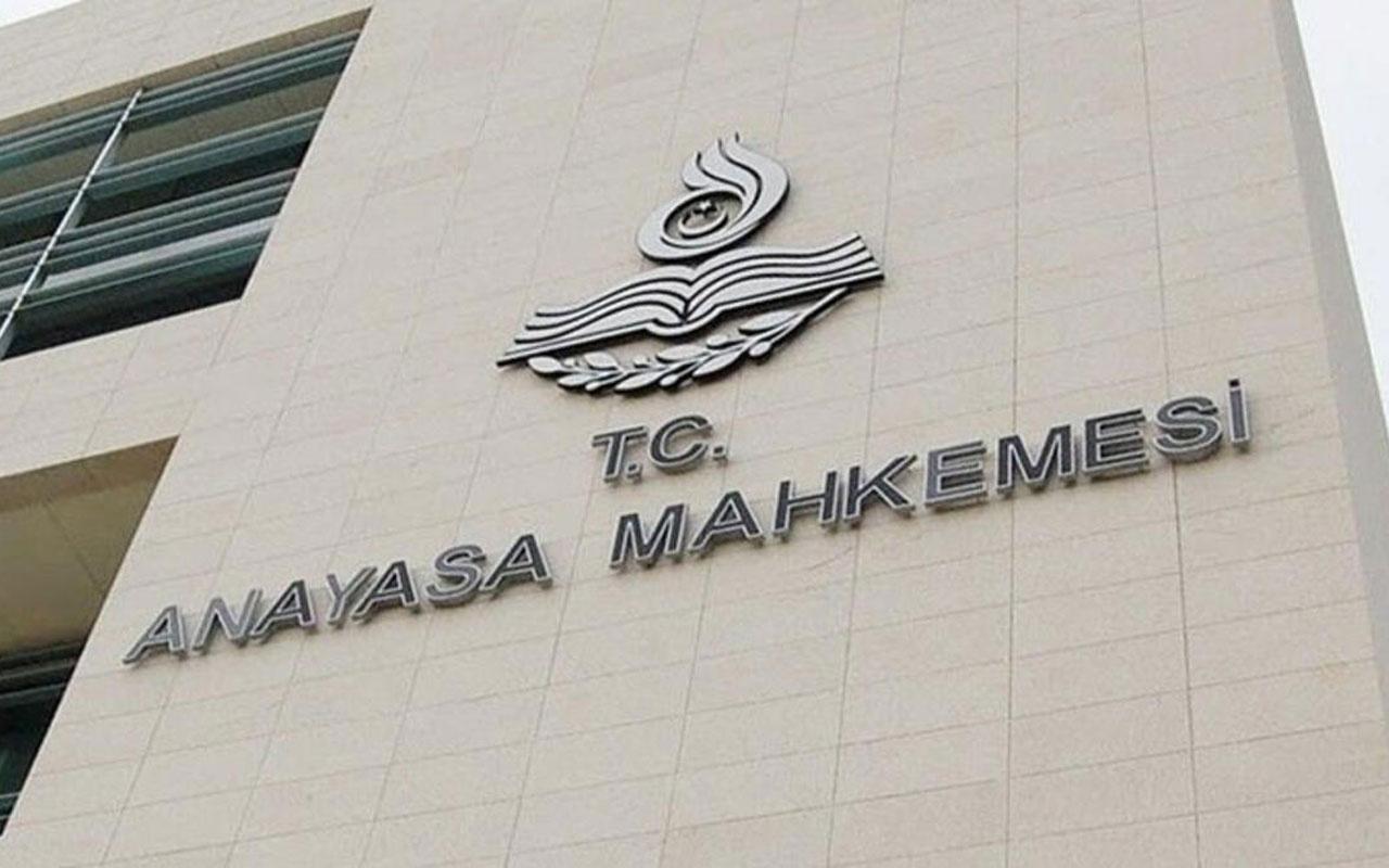 Anayasa Mahkemesi karar verdi: 17 yıl 9 ay süren dava için 52 bin lira tazminat