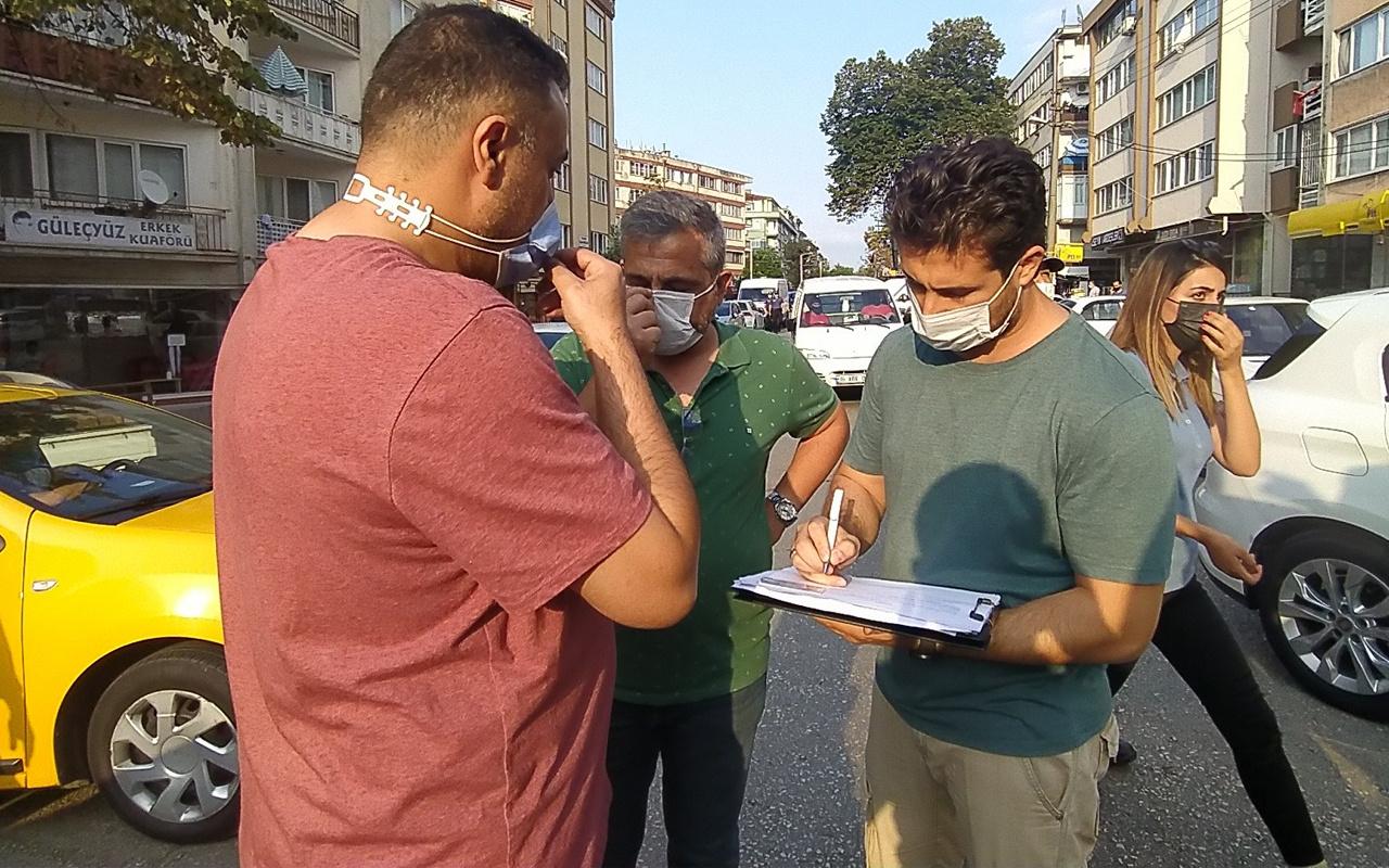 Bursa'da adım başı 900 toplamda 32 bin 400 lira ceza
