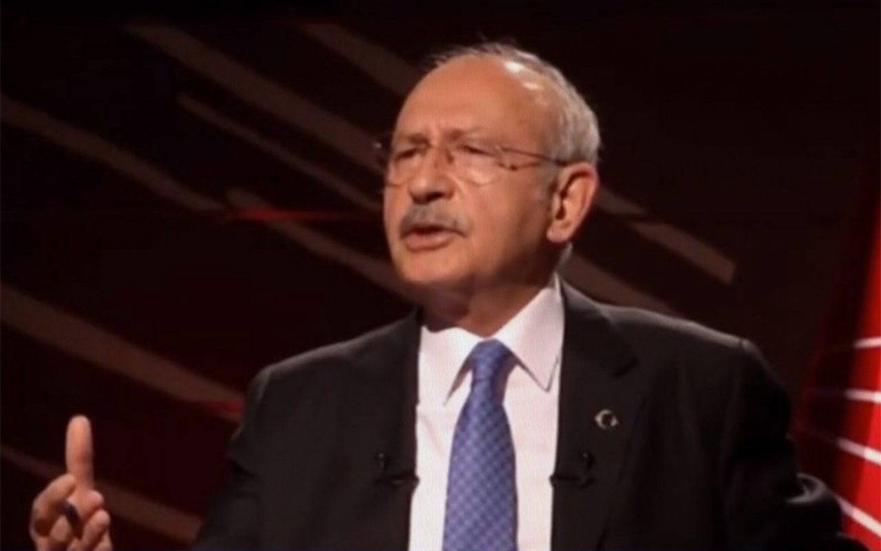 Kılıçdaroğlu, Atatürk tartışmalarında Kaftancıoğlu'nun arkasında olduğunu söyledi