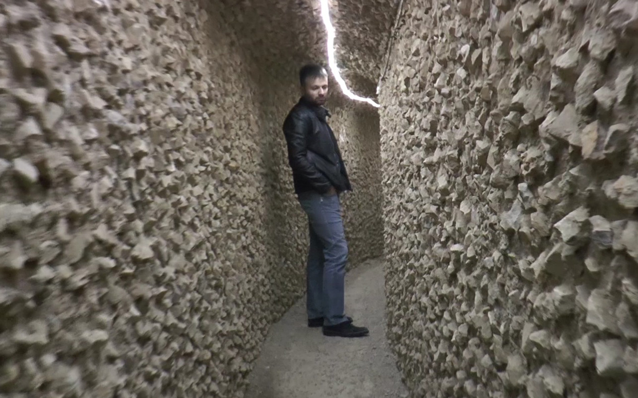Bayburt'da tesadüfen bulunmuştu! Ziyaretçi akınına uğruyor