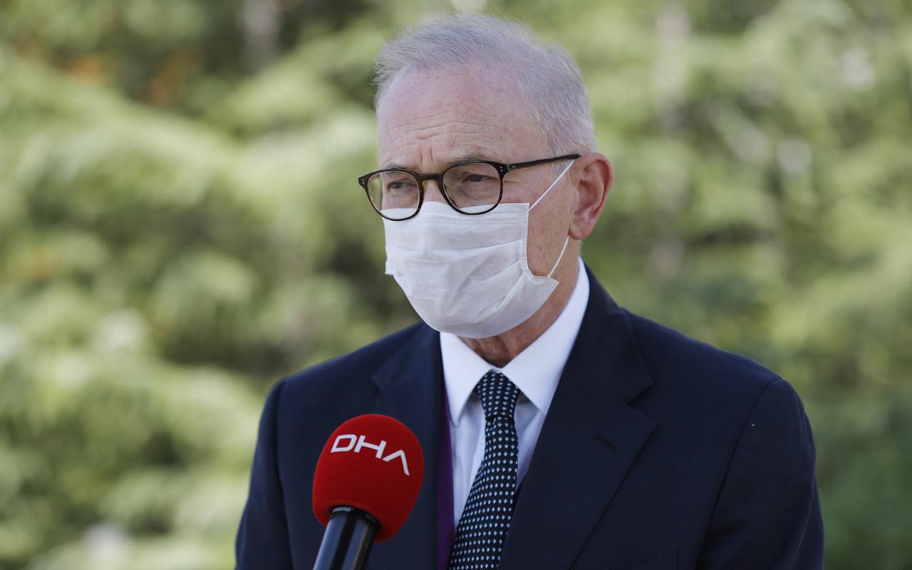 Türkiye'de 20 kişiye korona aşısı yapıldı! Sonuçları Profesör açıkladı