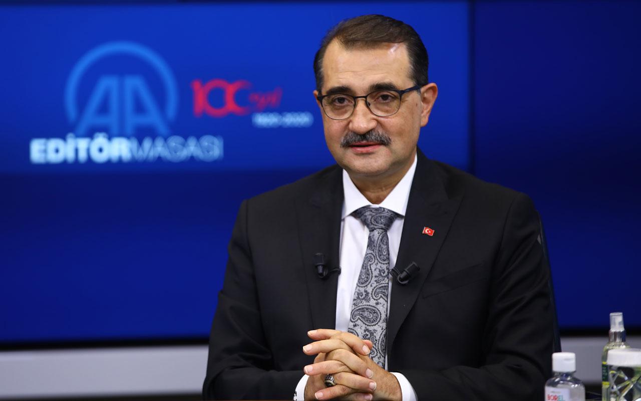Enerji ve Tabii Kaynaklar Bakanı Fatih Dönmez, ucuz doğalgaz faturası için tarih verdi