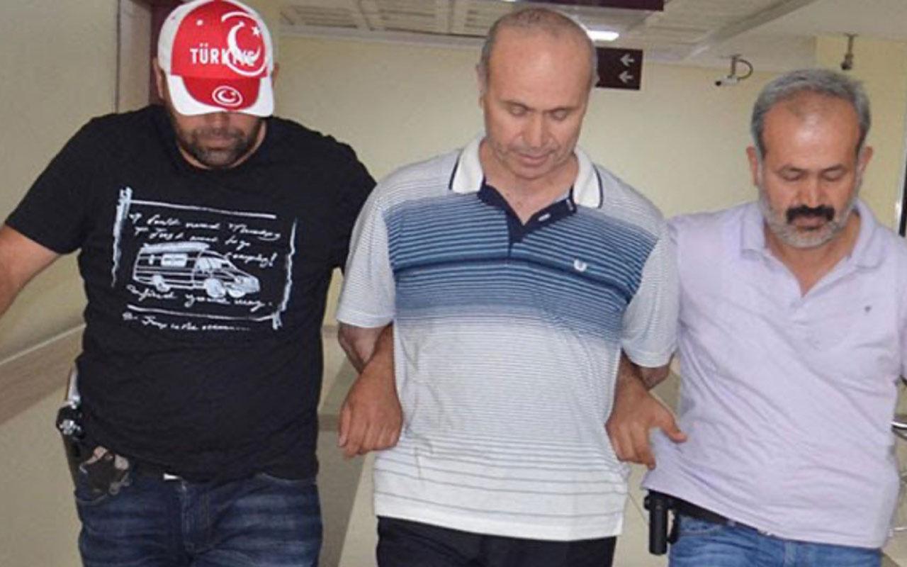 Yeniden yargılanan FETÖ sanığı Kayseri Garnizon eski Komutanı İsmail Yalçın'a 14 yıl hapis
