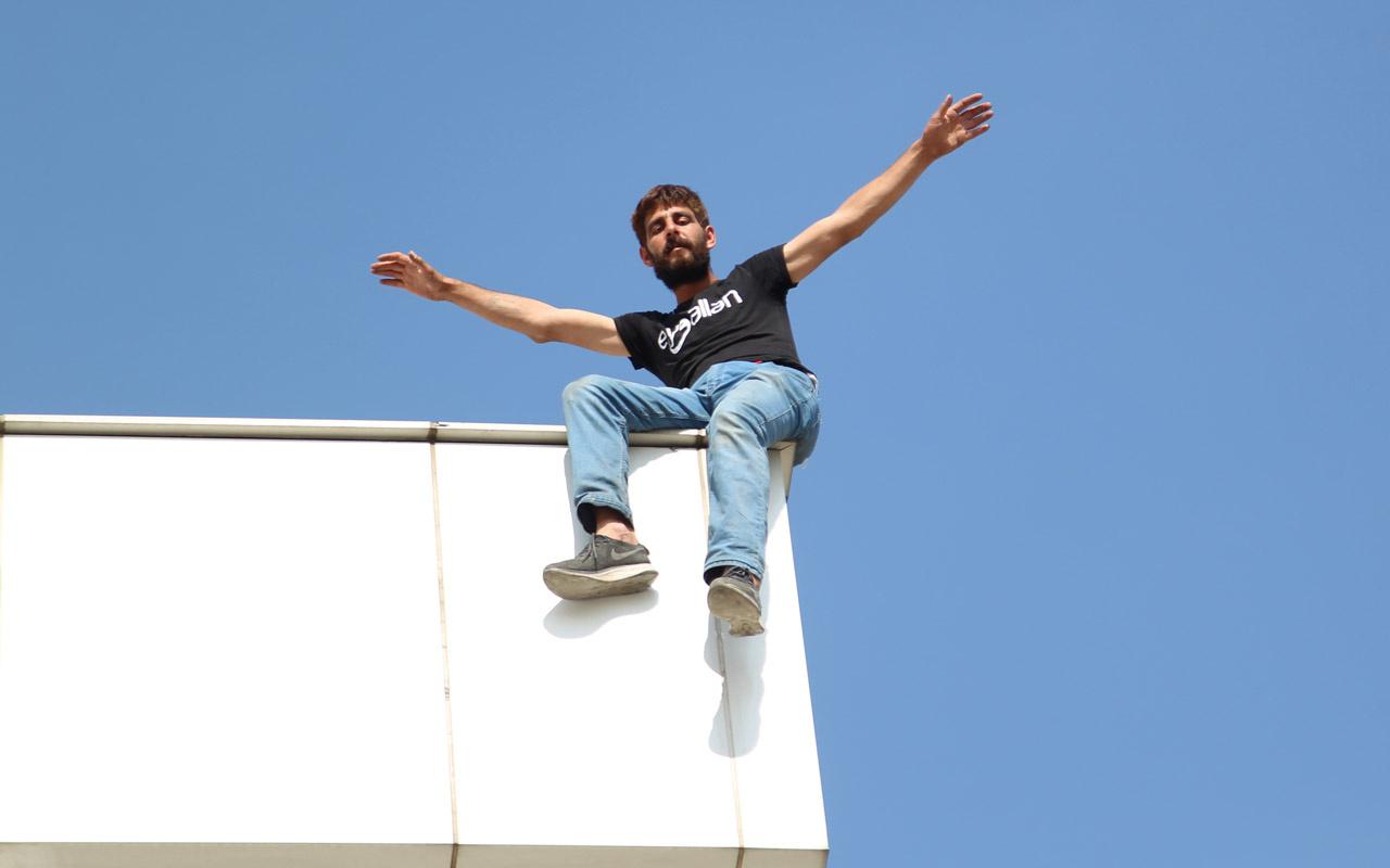 Konya'daki intihar girişiminde 'suç kaydı' gerçeği