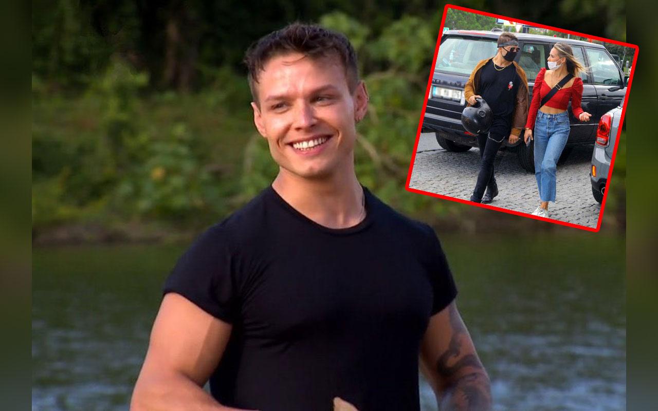 Survivor sunucusu Murat Ceylan eski Survivor yıldızı Damla Can ile yakalandı