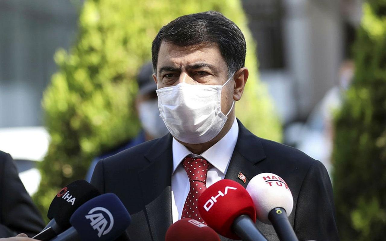 Ankara Valisi Şahin'den koronavirüs vaka sayısıyla ilgili açıklama