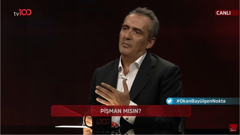 Yavuz Bingöl 'yandaş' eleştirilerine Okan Bayülgen'in programında cevap verdi