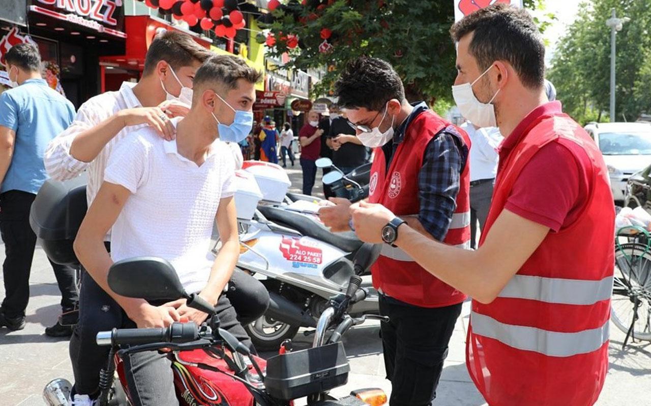 İçişleri Bakanlığı'ndan bomba genelge! Koronavirüste eksik bilgi verene hapis ve para cezası