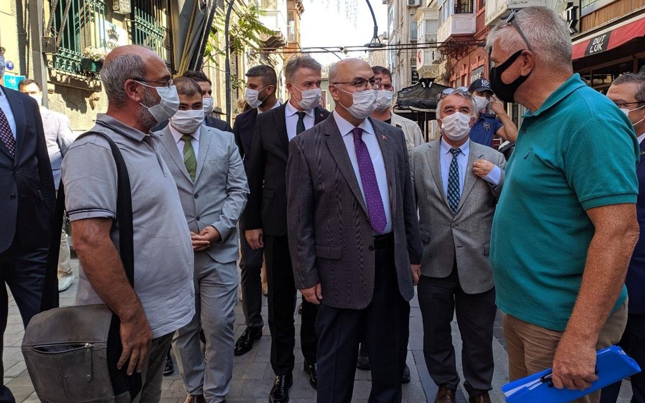 İzmir Valisi Yavuz Selim Köşger'den çağrı: 15 gün daha sabredin