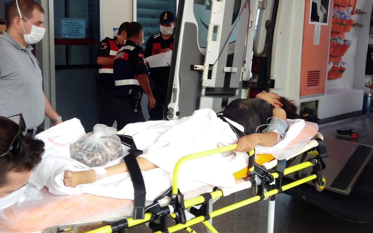 Bursa'da tarlada dehşet: Tartıştığı eşinin arkasından kurşun yağdırdı