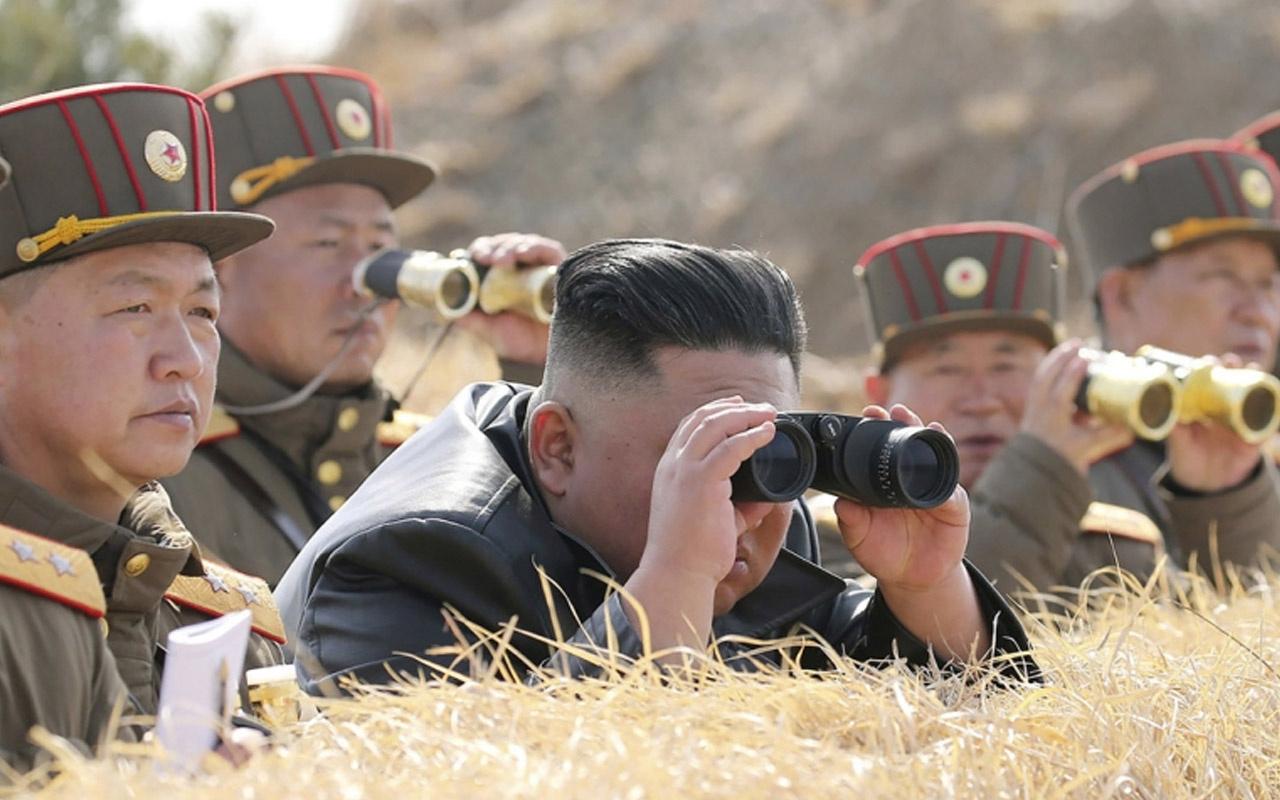 Kuzey Kore, Güney Koreliyi öldürüp ateşe verdi nedeni ise...