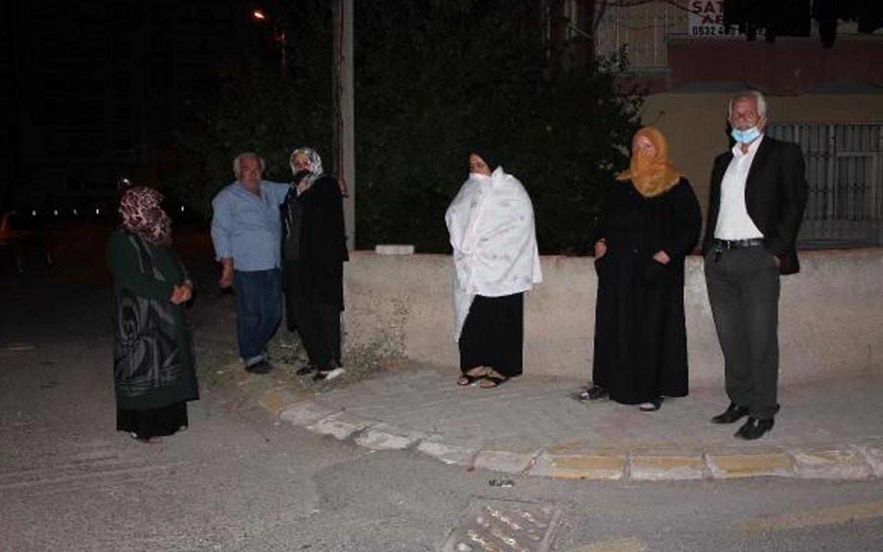 Aksaray'da 4.4 büyüklüğünde deprem meydana geldi! AFAD duyurdu