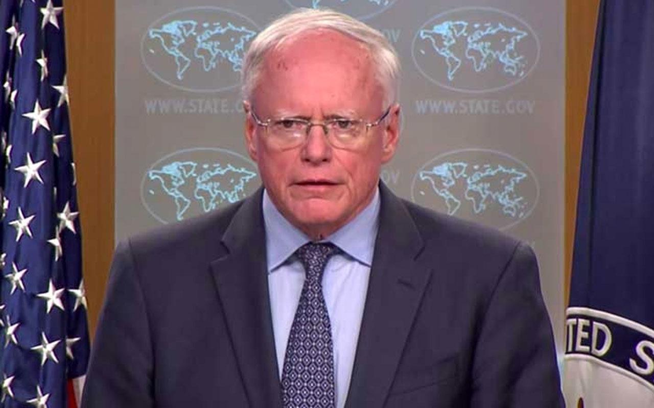 ABD Suriye Özel Temsilcisi James Jeffrey'den PKK/PYD'ye 'anayasa' sözü!