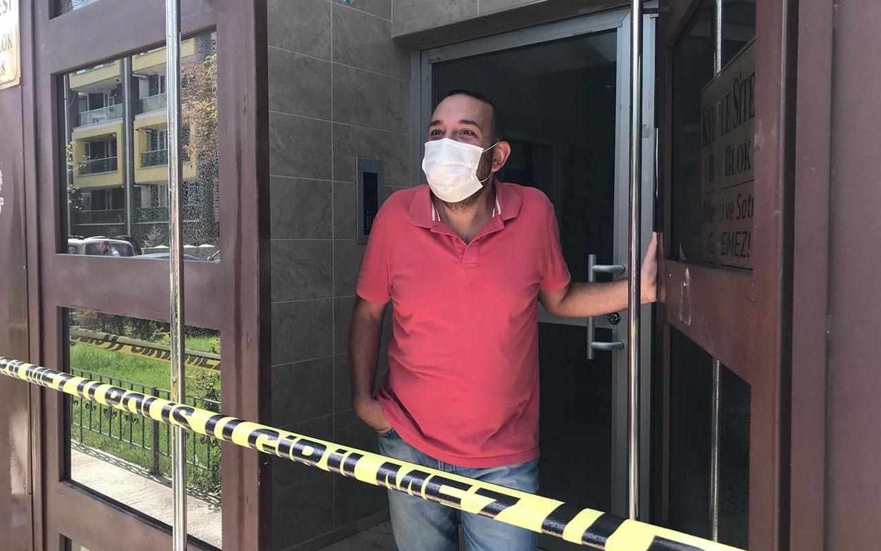 Eskişehir'da apartman görevlisinde koronavirüs çıkınca 500 kişi karantinaya alındı