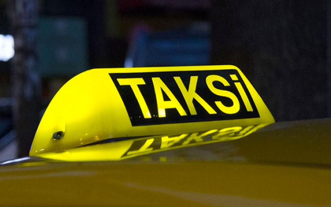 Ekrem İmamoğlu'nun 6 bin taksi teklifine UKOME'den ret