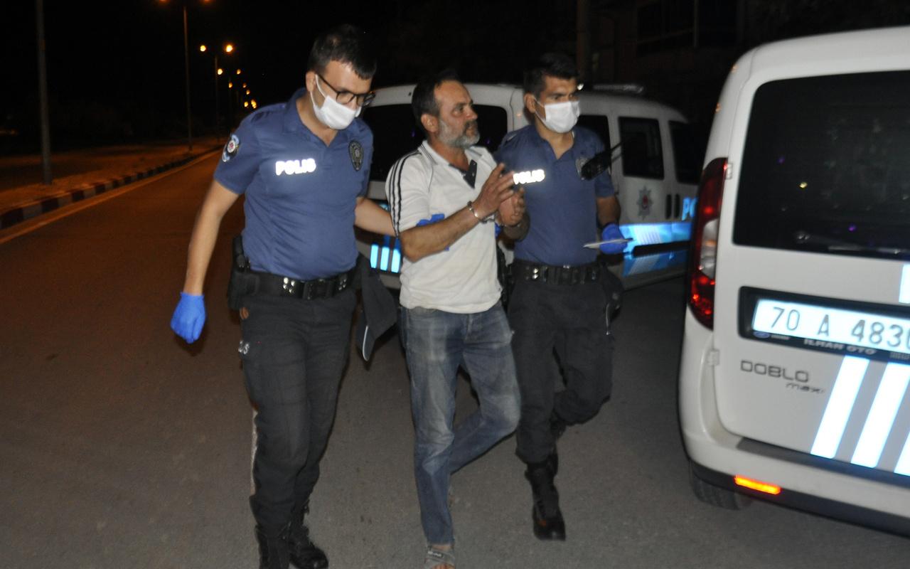 Konya'da eski eş dehşeti: Vurduğu kadını otomobille 170 kilometre mesafeye götürdü