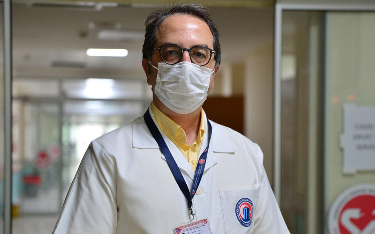 40 yaşında koronavirüsten öldü doktor anlattı 'seni çok seviyorum' notunu veremedik