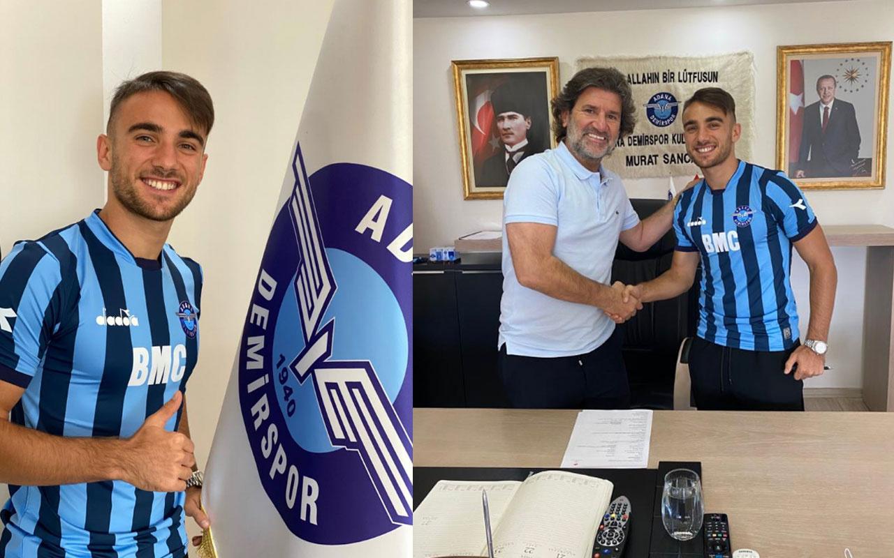Galatasaray Yunus Akgün'ü Adanademirspor'a kiraladı