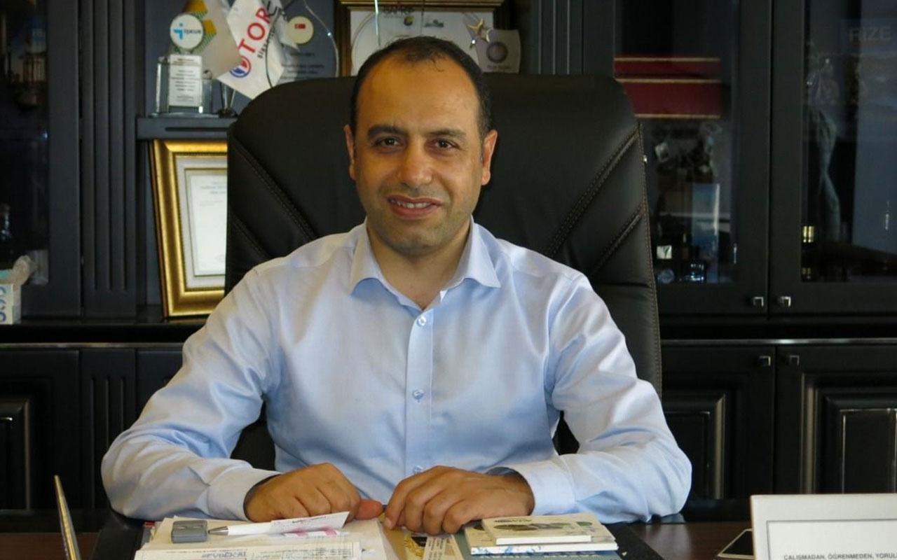 Şanlıurfa'da kanal sahibi İbrahim Toru koronavirüs mücadelesini kaybetti